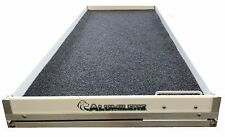 "ALL WEATHER Kargo Glide (with carpet) - 57 3/4"" bed slide for most trucks"