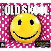 Various Artists - Back to the Old Skool 3xCD