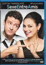 DVD ZONE 2--SEXE ENTRE AMIS--TIMBERLAKE/KUNIS/GLUCK