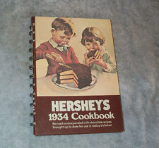 Hershey's Chocolate Company 1934 Cookbook, Revised & Expanded, Spiral Binding 71