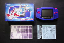 System Nintendo GBA POKEMON CENTER LATIAS and LATIOS Game Boy Advance JAPAN