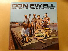"LP 12"" / DON EWELL: NEW ORLEANS TODAY - VOL. 4 (ALPHA, BELGIUM)"