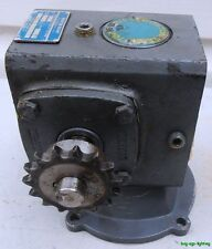 Boston Gear Speed Reducer 700 Series F715-50-B5-G 1/4 HP Input Ratio 50:1