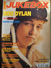 revue JUKEBOX MAGAZINE N°165 - B.DYLAN  W.PICKETT  DYNASTIE CRISIS  KING CRIMSON