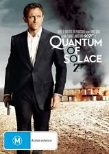 Quantum Of Solace (DVD, 2009) Brand New in Shrink wrap