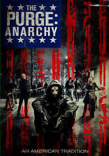 The Purge: Anarchy (DVD, 2014) USED VERY GOOD