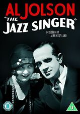 The Jazz Singer (1927) (DVD) Al Jolson, May McAvoy Brand New Sealed