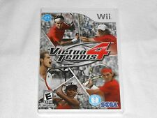 NEW Virtua Tennis 4 Nintendo Wii Game BRAND NEW SEALED we Sega USA virtual tenis