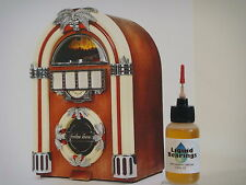 THE BEST synthetic oil for AMI jukeboxes, PLEASE READ!!