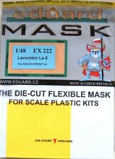 Eduard 1/48 EX222 Canopy Mask for the South Front Lavochkin La-5 kit