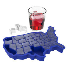 U Ice of A™ Ice Blue Silicone Cube Tray by TrueZoo - NEW  Teach Geography School