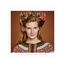 AUTUMN - COLLECTION 5 by Marie Wallin  knitting pattern book for Rowan