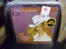 LYNN ANDERSON Encore LP 1981 Columbia Records SEALED PC37354