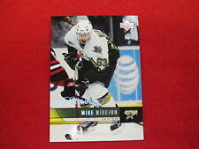 2006 Upper Deck Mike Ribeiro UD Exclusives hockey card   #ed 51 of 100 Stars
