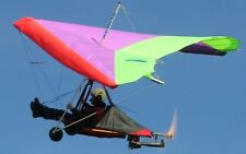 Doodle Bug Flylight Hang Glider Airplane Wood Model Replica Large Free Shipping