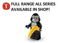 Lego minifigures gorilla suit guy series 3 (8803) new factory sealed
