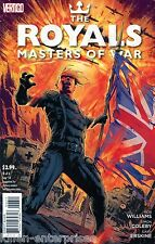 The Royals: Masters of War #6 (of 6) Comic Book 2014 Vertigo - DC
