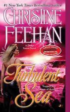 Turbulent Sea (Drake Sisters, Book 6) Feehan, Christine Mass Market Paperback