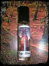 'Hedge Witch' perfume oil, mystical pagan fragrance, Wiccan, earthy rich scent