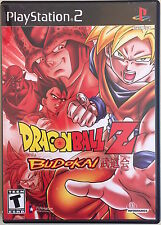 PS2 - Play Station 2 - Dragon Ball Z: Budokai - T-Teen - Complete