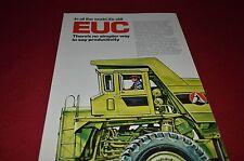 Euclid EUC Haul Truck Dealer's Brochure DCPA6