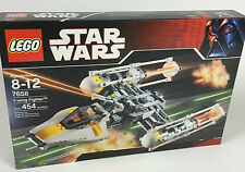 LEGO 7658 Star Wars Y-Wing Fighter new but has small marks from shealf wear