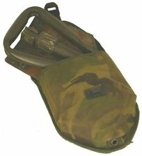 Original Dutch Nato Military TriFolding Quality Steel Shovel with DPM Carry Case
