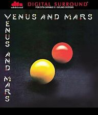 PAUL McCARTNEY & WINGS Venus And Mars RARE OOP 5.1 SURROUND SOUND DTS Beatles
