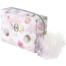 Jill Stuart Japan Sweets Couture Delicious Treats Cosmetic Bag Beauty Pouch 2017