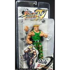 Street Fighter 4 - Neca Serie 2 - Guile