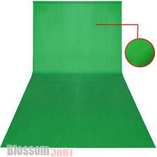 3x6M Hintergrund Chromakey Fotostudio Hintergrundstoff Grün ◀