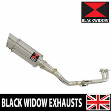 XP 530 TMAX T-MAX 2012-2016 Full Exhaust System + Round Stainless Silencer 200SS