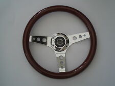 HILLMAN IMP CLASSIC WOODEN SPORTS WHEEL & IMP BOSS