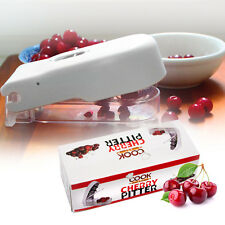 CookArt Cherry Olive Pitter Pit 4 Cherries Remover Press Stoner Core Seeder Tool