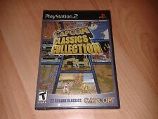 Capcom Classics Collection 1 NTSC USA US Playstation 2 PS2 Import NEW Classic