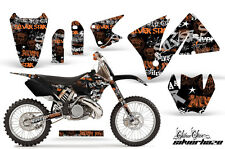 KTM C3 EXC MXC Graphics Kit AMR Racing Bike Decal Sticker Part 01-02 HAZE BO