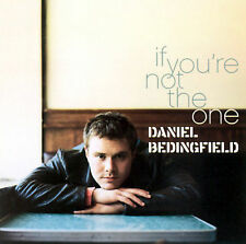 If You're Not the One [Single] by Daniel Bedingfield (CD, Mar-2003, Island (Labe