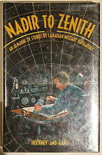 Nadir to Zenith Almanac Stories by Canadian Military Navigators Reference Book