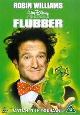 Flubber (2001) Marcia Gay Harden, Robin Williams, Clancy NEW UK REGION 2 DVD