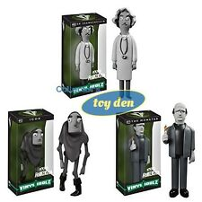 Young Frankenstein - Igor, The Monster, Dr. Frankenstein Vinyl Idolz 3 pc Set