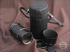 4977 - M42 Universal Mount Pentax Super Takumar SMC 200mm f4 - Mint