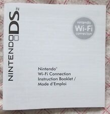 DS - Nintendo Wi-Fi Connection Instructions Booklet (Bilingual manual only) #2