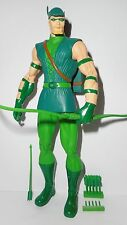 DC direct collectibles GREEN ARROW identity crisis 2006 universe action figures