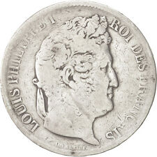 [#76975] France, Louis-Philippe, 5 Francs, 1831, Strasbourg, Silver, KM:744.1