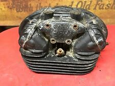 Ducati 350 Single  Engine Head  AHRMA  Vintage 250  450 Cylinder  Cam Valves