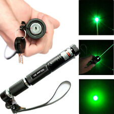 5mW Laser Flashlight 301 Green Laser  Aluminum Alloy Touch Switch 532nm 18650