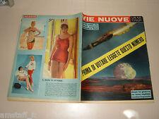 VIE NUOVE=1958/21=MISSILE ATLAS=SPUTNIK 3=TED WRIGHT=CARLO CASSOLA=JOE DE SANTIS