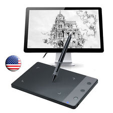 "Huion H420 4"" x 2.23"" USB Art Design Pen Graphics Drawing Tablet Board Pad"