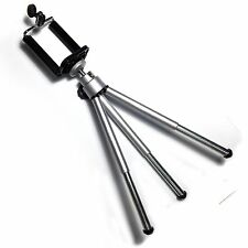 Extendable TRIPOD & MOUNT - Small Universal Cell Phone Camera Holder Cradle