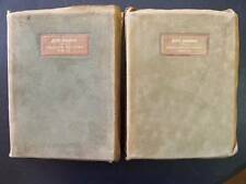 Little Journeys to the Homes of English Authors ~ Books I & II ~ Elbert Hubbard